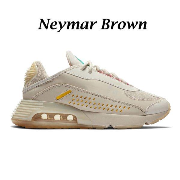 17Neymar Brown