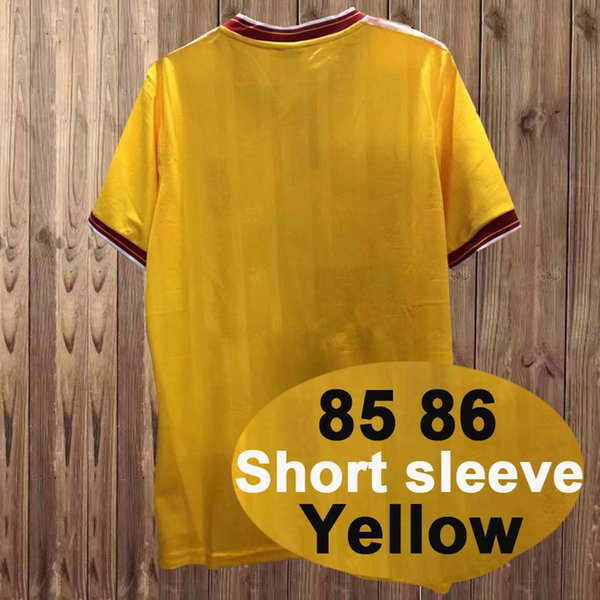 FG2122 1985 1986 Yellow