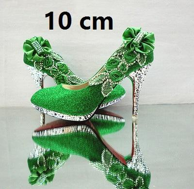 10 cm de verde