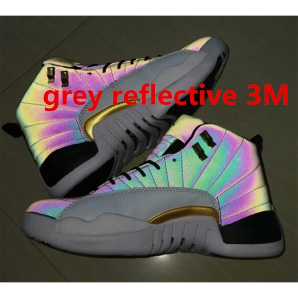 Grey Reflective 3m
