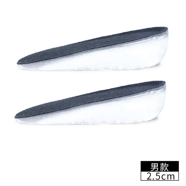 Men # 039; s Negro 2.5cm1 Doble