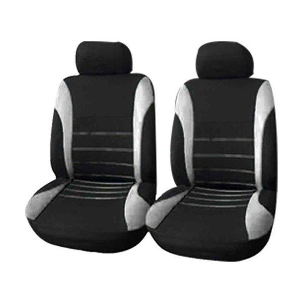 Deux sièges gris