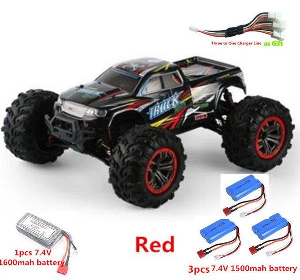 Batterie rouge 4