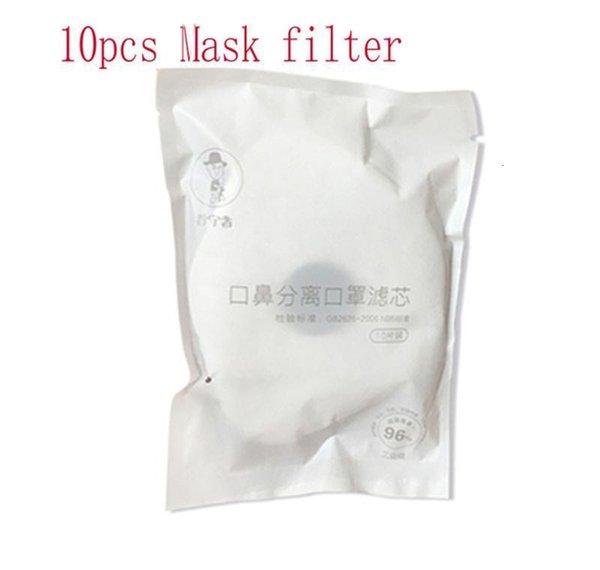 10 Pcs Filtres