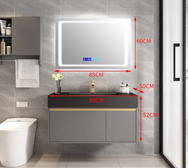 armadietto a specchio 90CM + intelligente