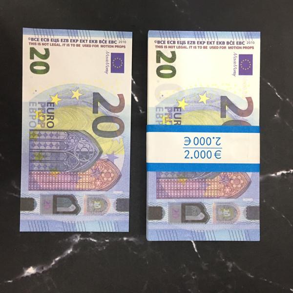 20 euos (100pcs)