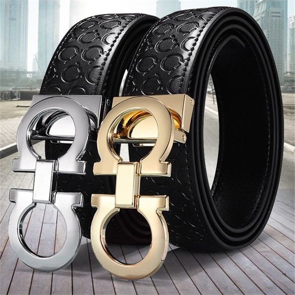 top popular waistband 2021 New belts womens mens belts wholesale high quality Fashion casual business metal buckle leather belt for man woman belt 2021