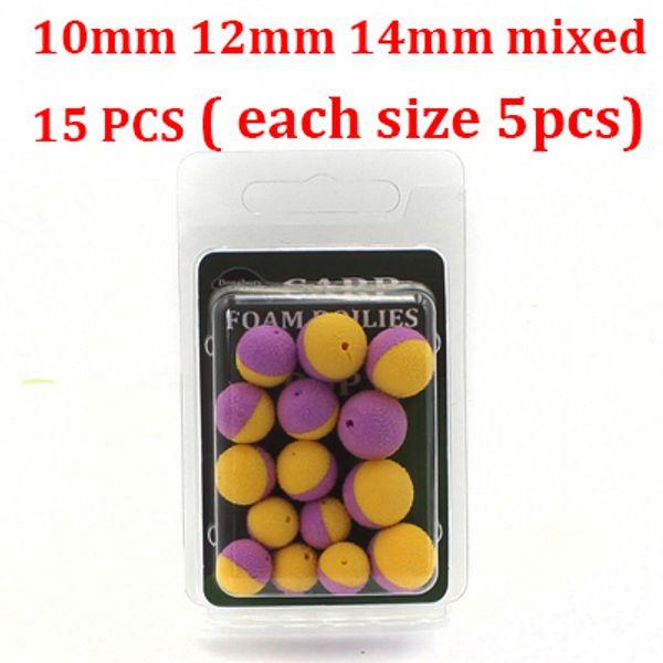 Mix-purple n Yellow