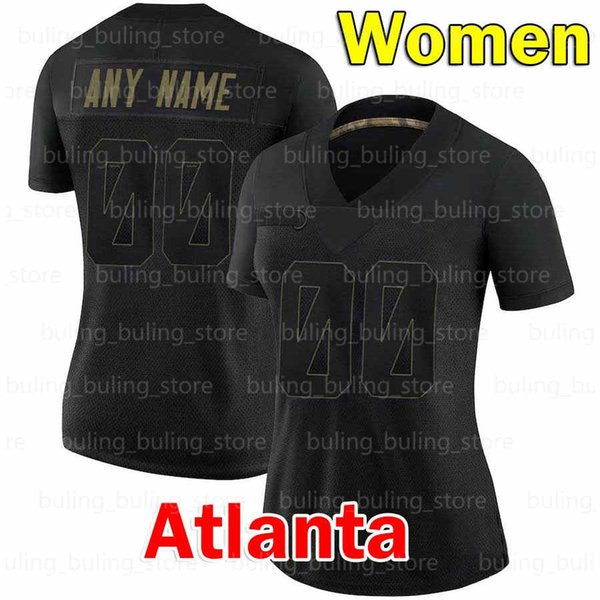 Personalizzato 2020 New Women Jersey (L Y)