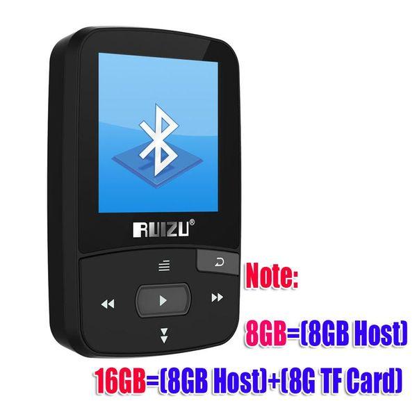 CX-MP3-X50-Black 4GB