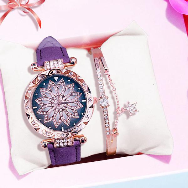 lila Armband