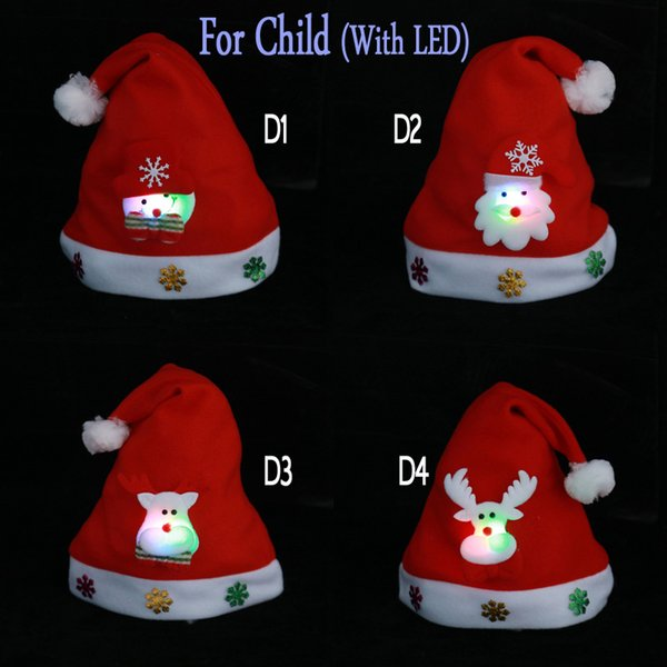 Los colores mezclados (con LED) para el niño