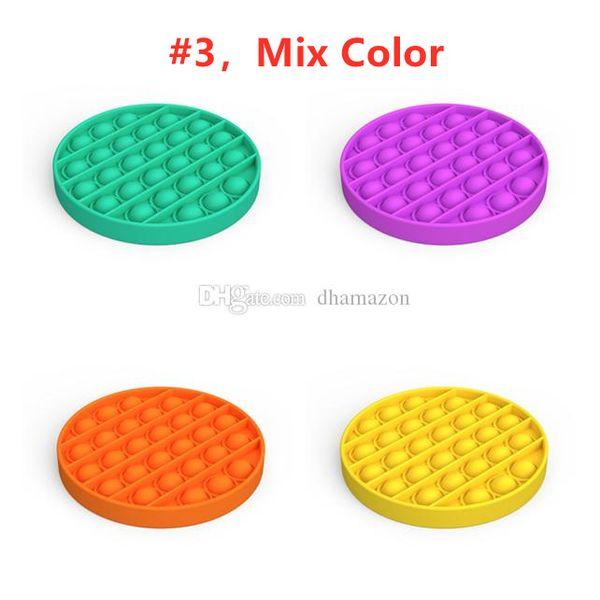 # 3, mélange couleur