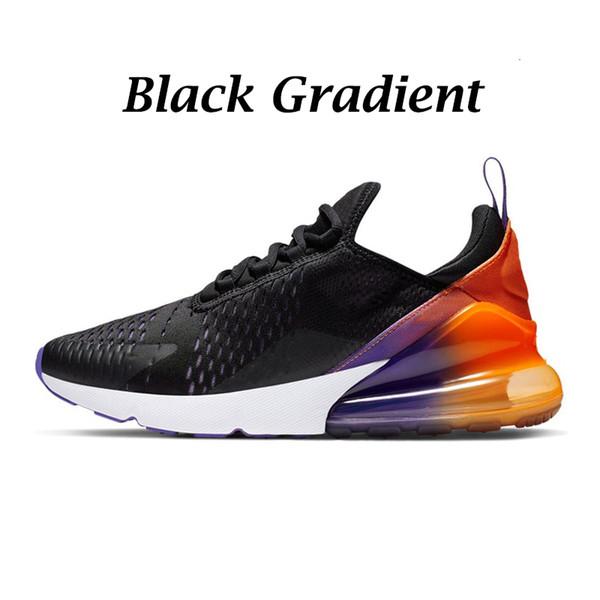 Schwarzer Farbverlauf