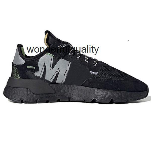 #6 36-45 3m Black