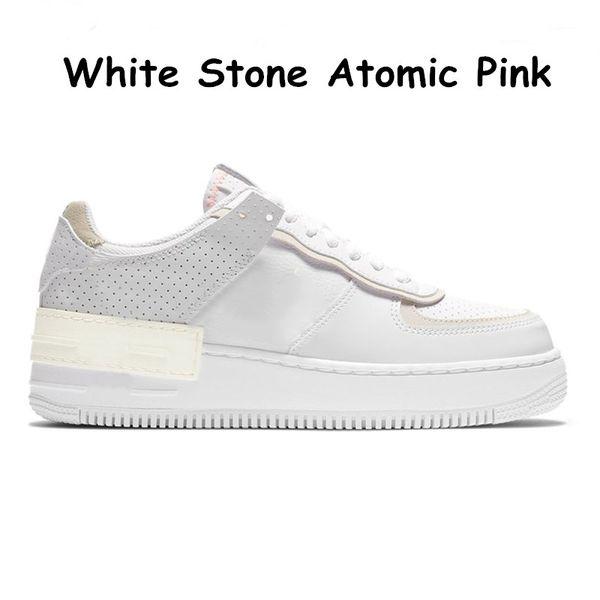 D22 36-40 белый камень атомный розовый
