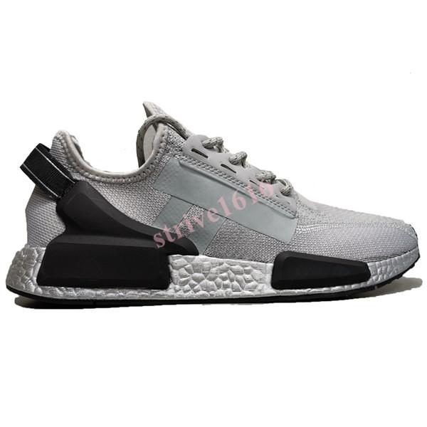 9 schwarz grau metallic silber