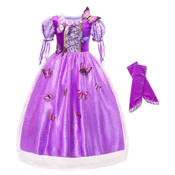 5 Tangled Dress