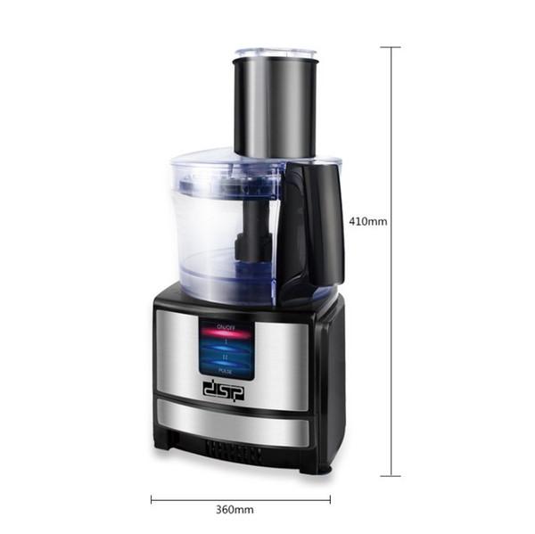 kitchen appliances large capacity electric meat grinder commercial stainless steel meat grinder garlic grinder food processor