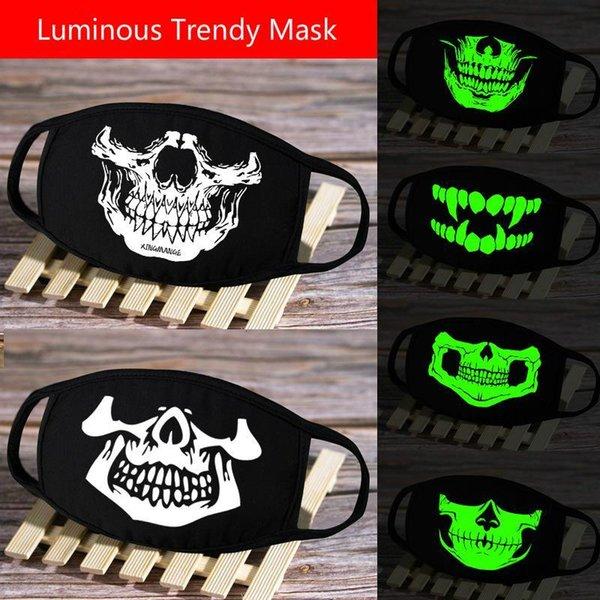 Luminous Mask zufällige Farbe