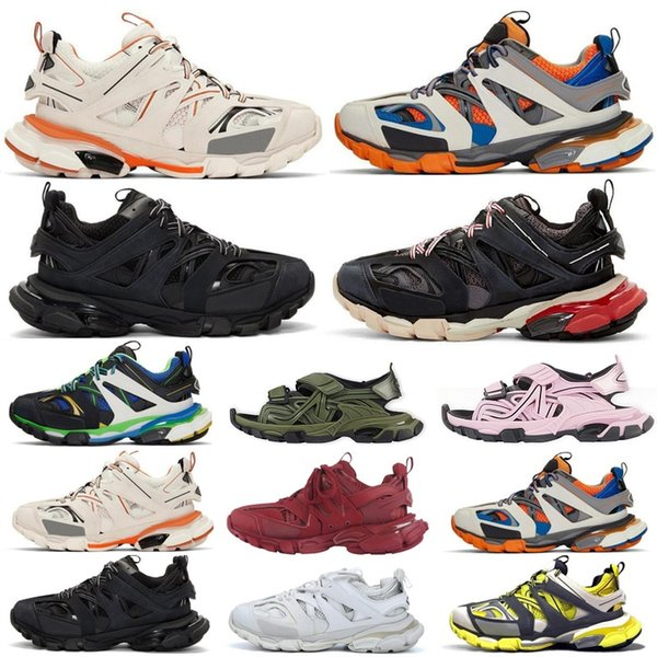 best selling [shipped within 10 days] track 2 runners shoes mens womens track2 3.0 yellow pink black sport casual shoes trainers sneakers size 36-45