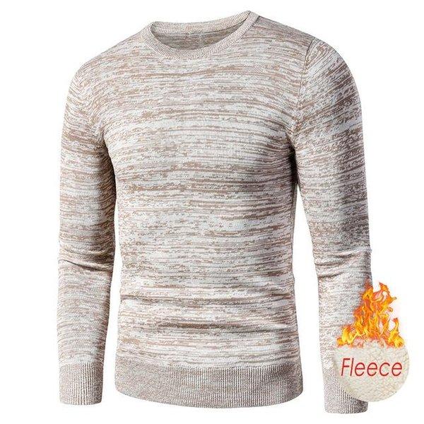 Khaki Fleece.