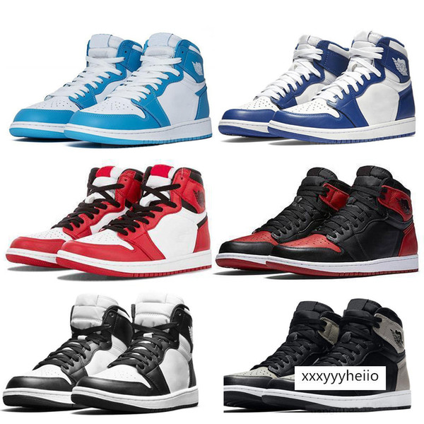 top popular 1 1s Basketball Shoes Wholesale Athletics Sneakers Mens Womens Sports Torch Hare Game Royal Pine Green Court High Low Sports Sneakers 2021