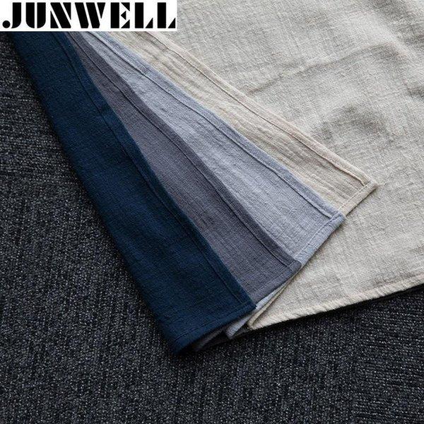 best selling Junwell 4pcs lot 45x60cm Cotton   Linen Dishtowel Kitchen Towel Dish Towel Cleaning Cloth Ultra durable pano1