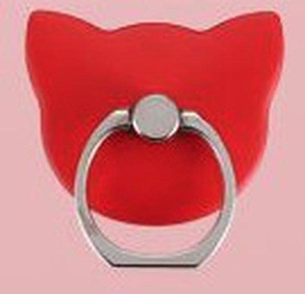 Кот красный