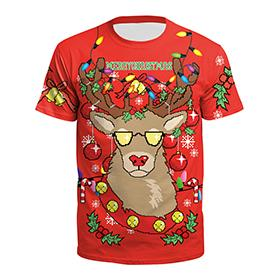 Christmas deer-SB121-008