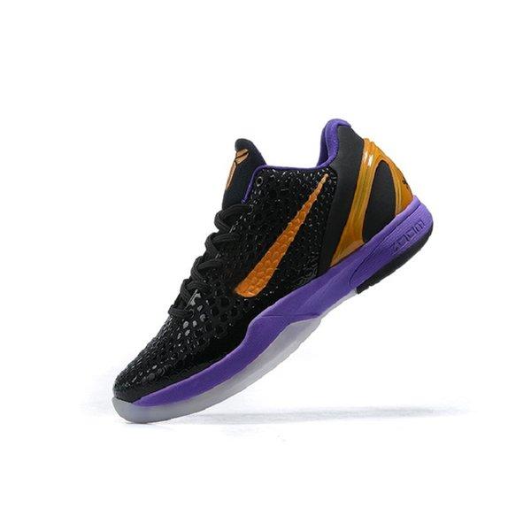 Black Purple Gold