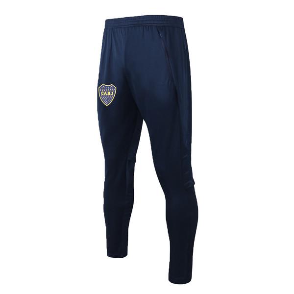 Глубокие синие брюки