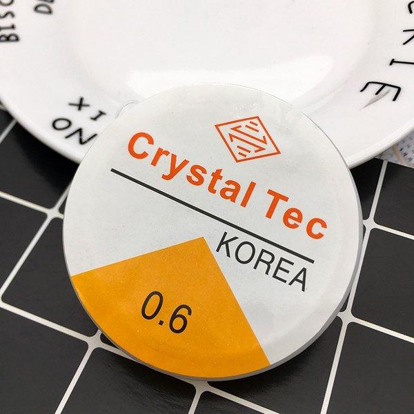 Trasparente 0,6 millimetri di cristallo elastico Discussione