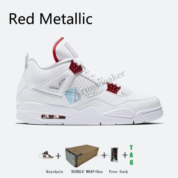 4s-Red Metallic