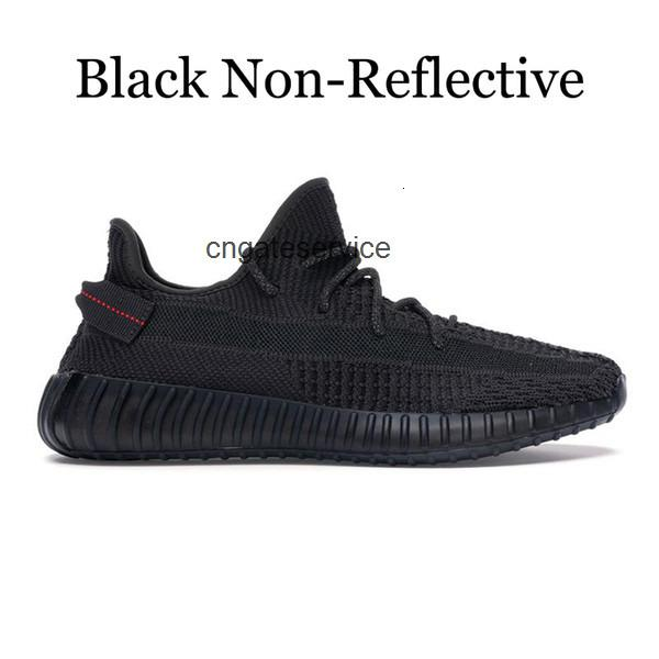7 Black Non-reflective