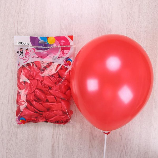 12inch peral red