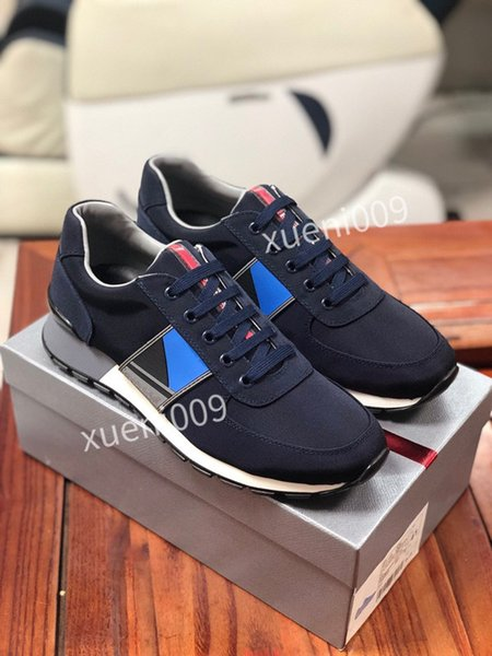 Mens shoes Studded Spikes fashion Red suede leather Mens Womens flat bottoms shoes Party Lovers Sneakers size xg200729