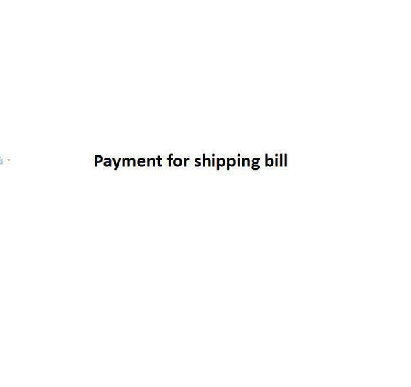 best selling payment for shipping bill