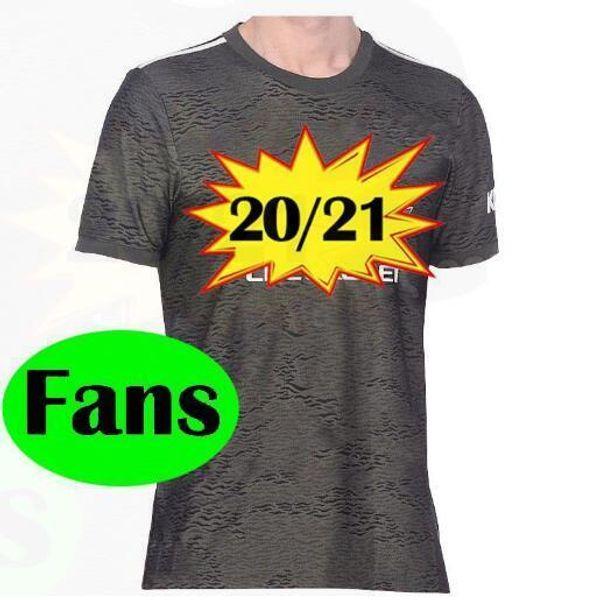 20 21 fan di distanza