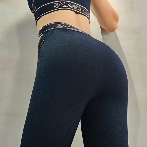 best selling Hot Sale! Seamless High Elastic Sports Tights Breathable Mesh Wash Sexy Fitness Pants Women's Running Sports Yoga Pants