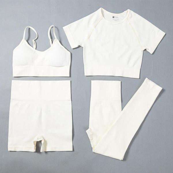 Weiß 4PCS