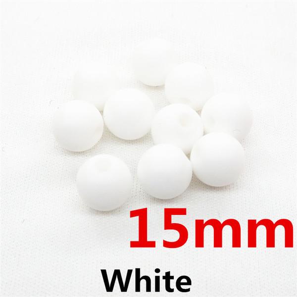 White 15mm