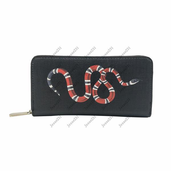 Long style Black snake
