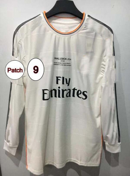 13/14 Home Long Patch