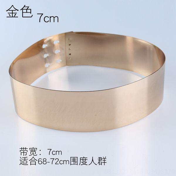 Anchura: 7 cm Oro