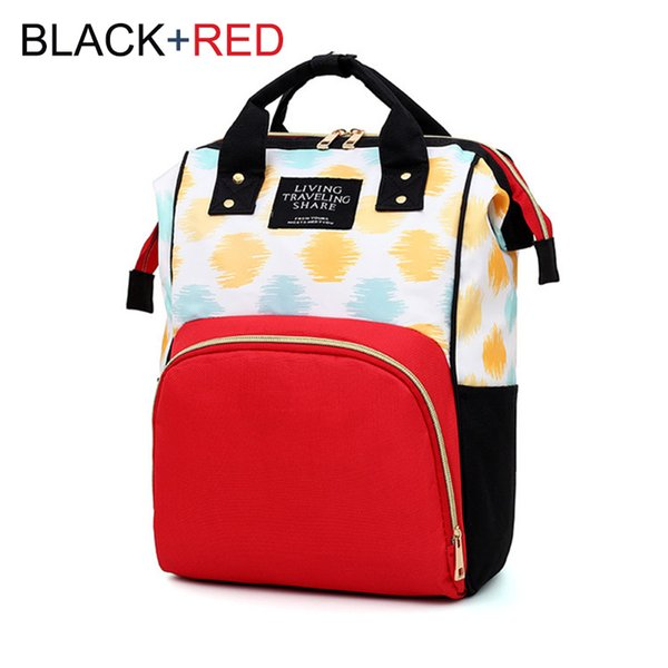 Style3 Black Red