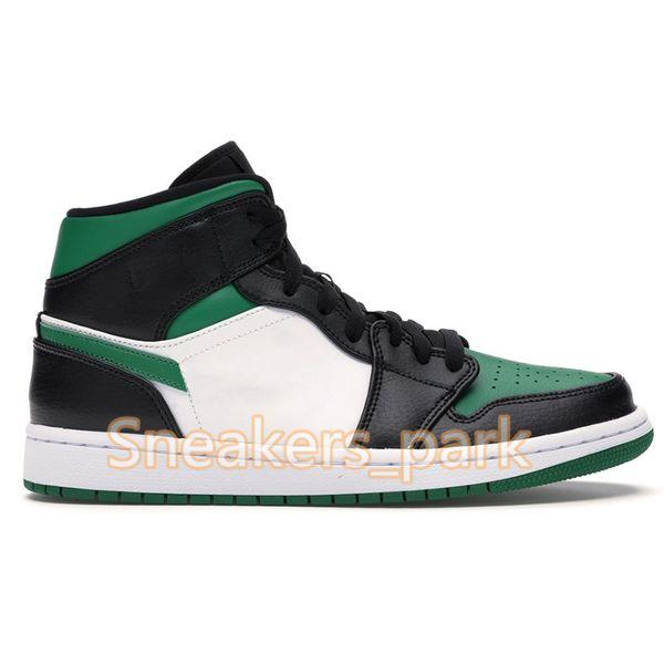 C12- Mid verde Toe