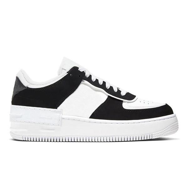 C25 36-45 Weiß schwarz