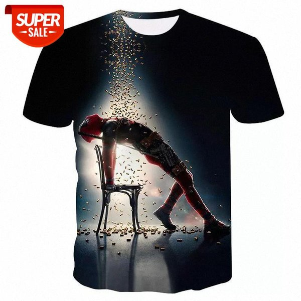 best selling 2020 new 3D skull messenger cool men's t-shirt Summer quick-drying casual short-sleeved T-shirt Street fashion  T-shirt #X30V