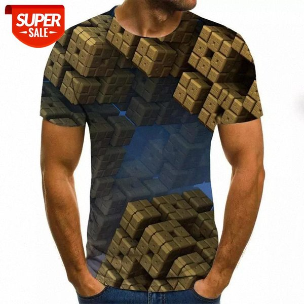 best selling 2020 Funny 3D Printed Men T-shirt Casual Short Sleeve O-neck Tshirt Fashion 3D T shirt Men Woman Tees Top XXS-6XL #Vt2G
